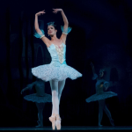 Ballet picture square
